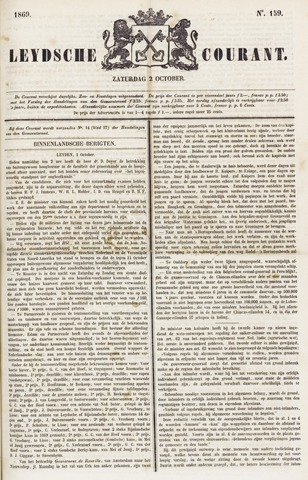 Leydse Courant 1869-10-02