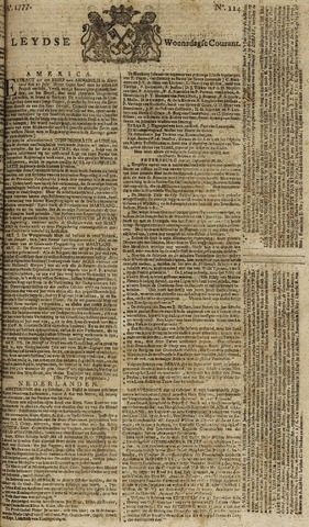 Leydse Courant 1777-10-15