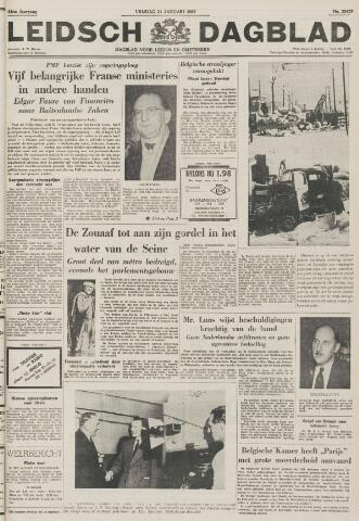 Leidsch Dagblad 1955-01-21