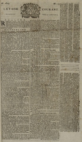 Leydse Courant 1803-01-31