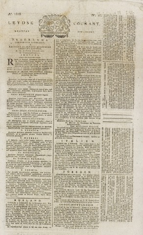 Leydse Courant 1818-03-02