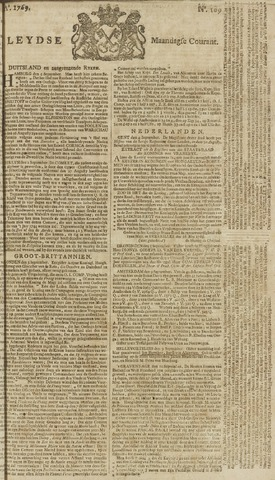 Leydse Courant 1769-09-11