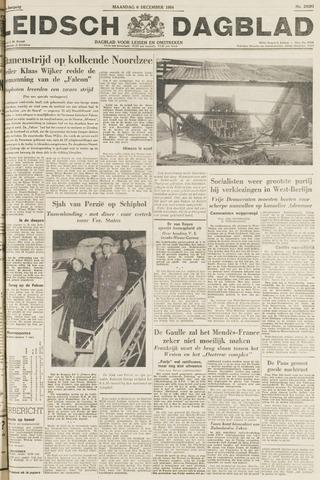 Leidsch Dagblad 1954-12-06