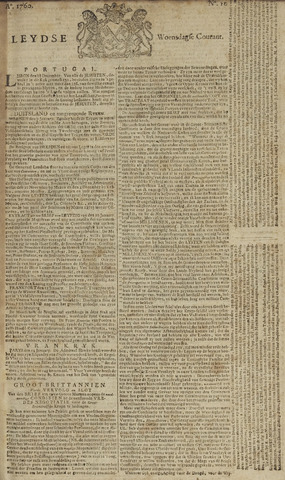 Leydse Courant 1760-01-23