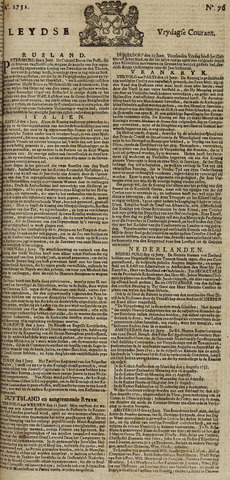 Leydse Courant 1751-06-25