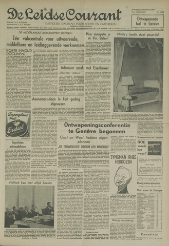 Leidse Courant 1960-03-16
