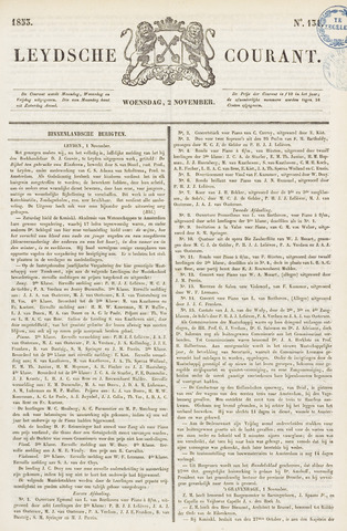 Leydse Courant 1853-11-02