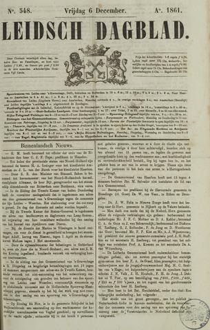 Leidsch Dagblad 1861-12-06