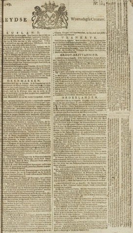 Leydse Courant 1769-08-30