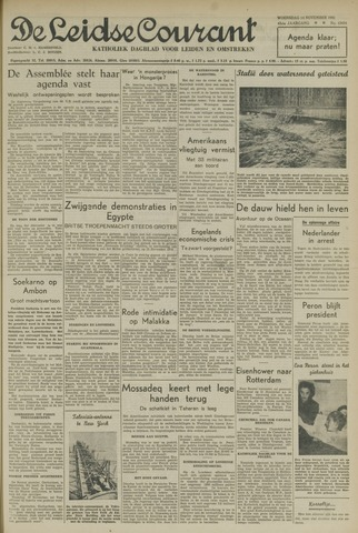 Leidse Courant 1951-11-14