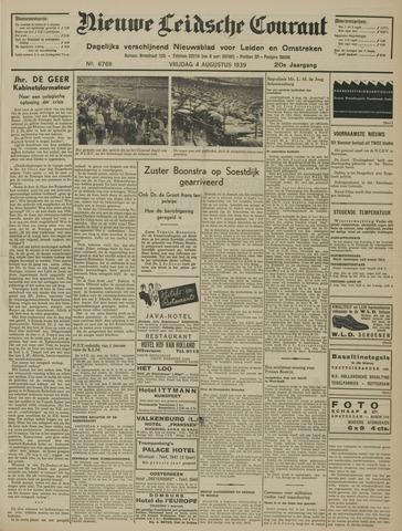 Nieuwe Leidsche Courant 1939-08-04