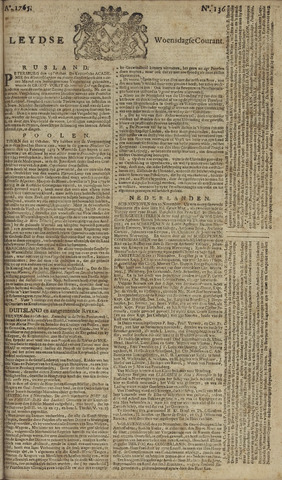 Leydse Courant 1765-11-13