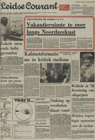 Leidse Courant 1977-07-13