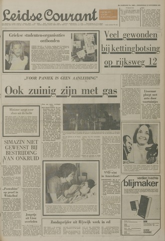 Leidse Courant 1973-11-22