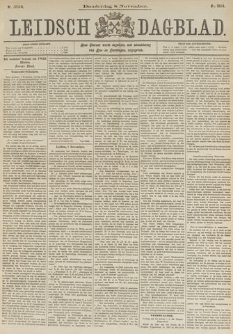 Leidsch Dagblad 1894-11-08