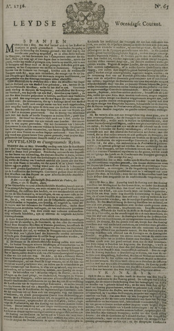 Leydse Courant 1736-05-30