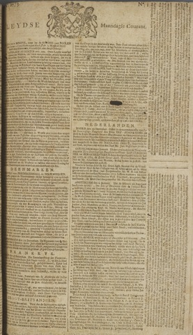 Leydse Courant 1773-01-04