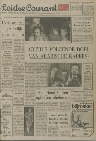 Leidse Courant 1973-11-28