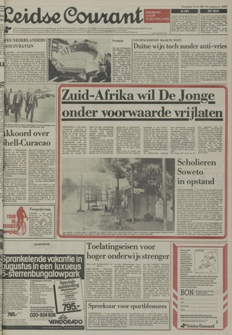 Leidse Courant 1985-07-18
