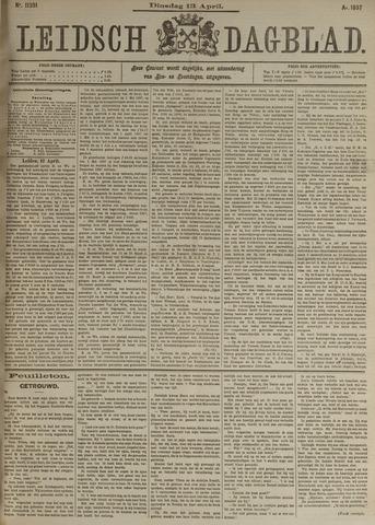 Leidsch Dagblad 1897-04-13