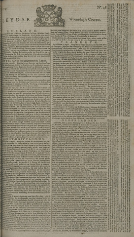 Leydse Courant 1745-04-21