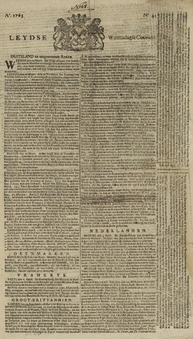 Leydse Courant 1763-04-06