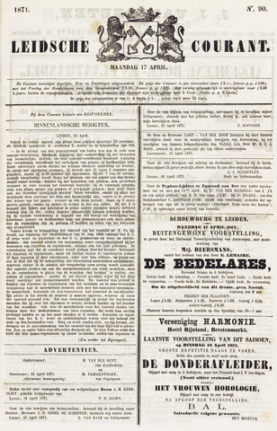 Leydse Courant 1871-04-17