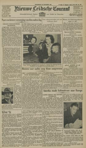 Nieuwe Leidsche Courant 1946-11-28
