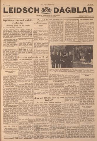 Leidsch Dagblad 1947-07-07