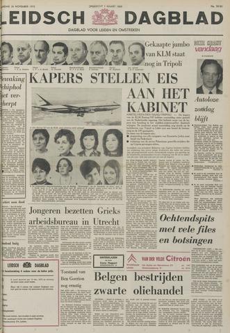 Leidsch Dagblad 1973-11-26