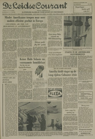 Leidse Courant 1963-10-22