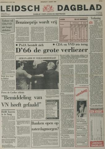 Leidsch Dagblad 1982-06-03