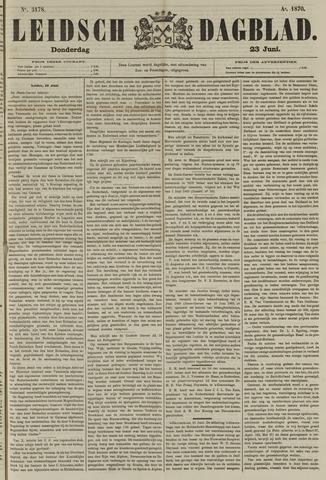 Leidsch Dagblad 1870-06-23