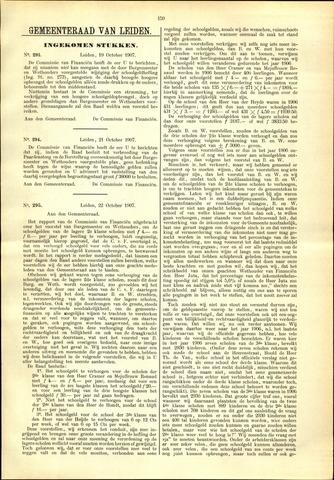 Handelingen van de Raad 1907-10-19