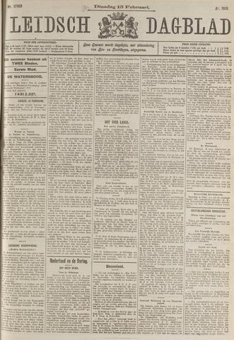 Leidsch Dagblad 1916-02-15