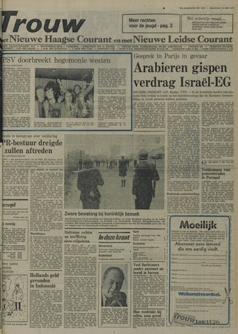 Nieuwe Leidsche Courant 1975-05-12