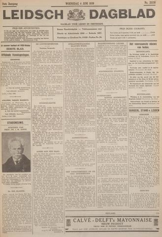 Leidsch Dagblad 1930-06-04