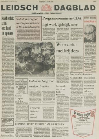 Leidsch Dagblad 1980-01-03