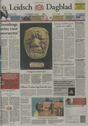 Leidsch Dagblad 2004-10-13