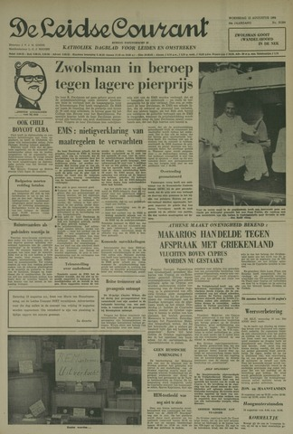 Leidse Courant 1964-08-12