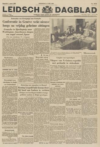 Leidsch Dagblad 1959-05-27
