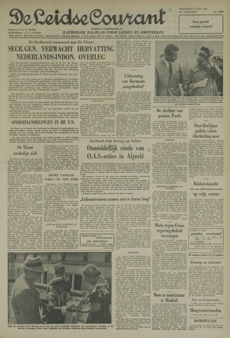Leidse Courant 1962-06-06