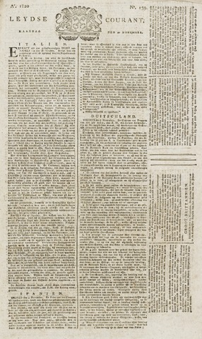 Leydse Courant 1820-11-20