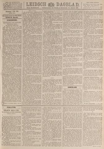 Leidsch Dagblad 1919-05-07