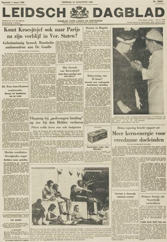 Leidsch Dagblad 1959-08-18