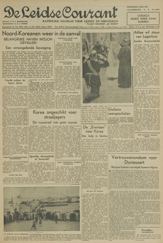 Leidse Courant 1950-07-05