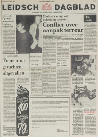 Leidsch Dagblad 1977-06-13