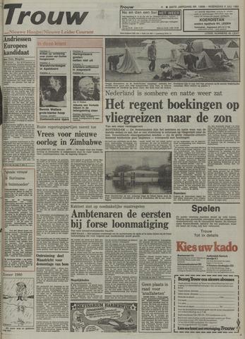 Nieuwe Leidsche Courant 1980-07-09