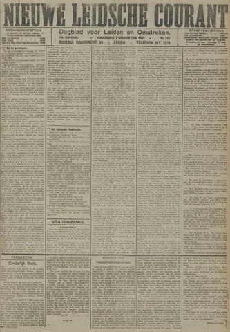 Nieuwe Leidsche Courant 1921-08-01