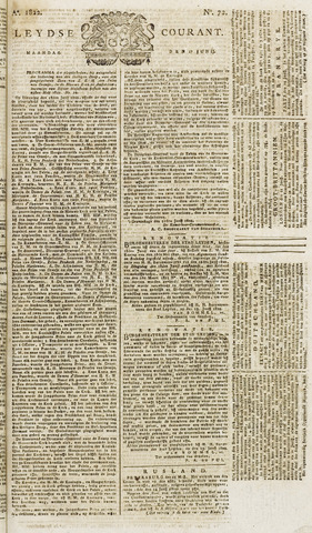 Leydse Courant 1822-06-17